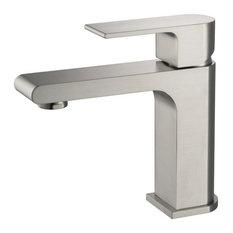 Jubilee Single Handle Lavatory Faucet, Brushed Nickel