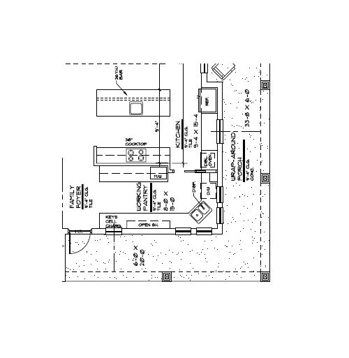 Help With Kitchen And Butler Pantry Floor Plan
