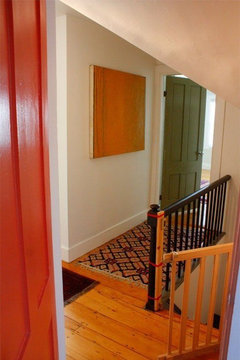 Painting Two Sides Of The Door With Different Color