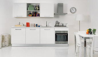 Colavene Smart kitchen+laundry 4 moduli bianco