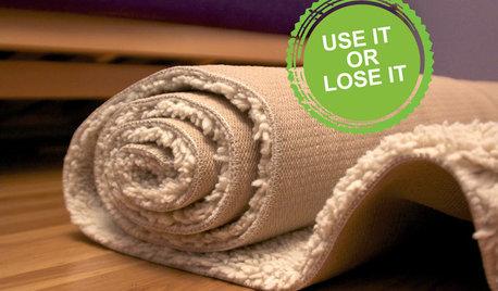 How do you get rid of polyurethane smell?