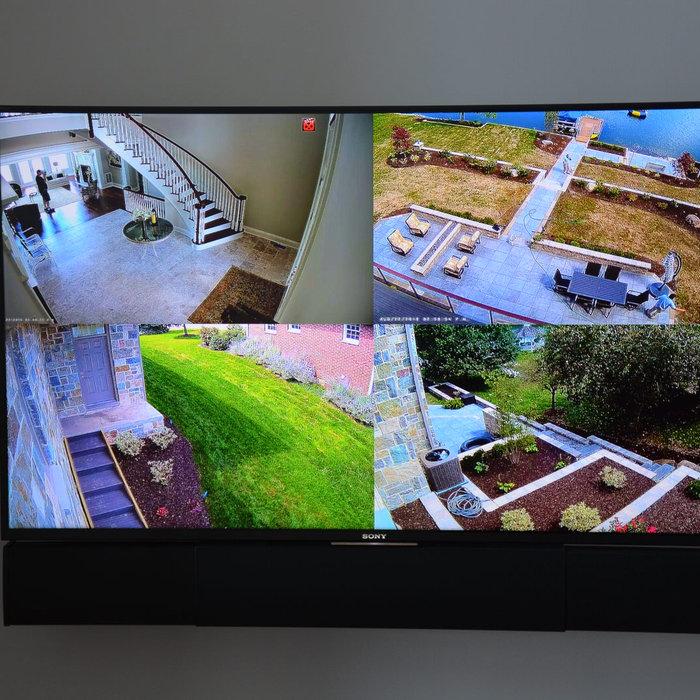 Home Security & Surveillance