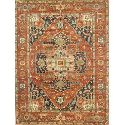 Mediterranean Area Rugs by Pasargad Home