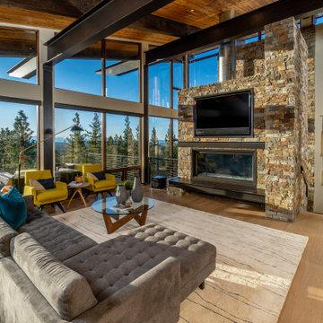 Awbrey Butte Mountain Modern