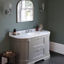 Traditional Bathrooms with a modern twist