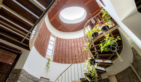 Bangalore Houzz: Natural Materials & Eco-Design Cut Back Carbon