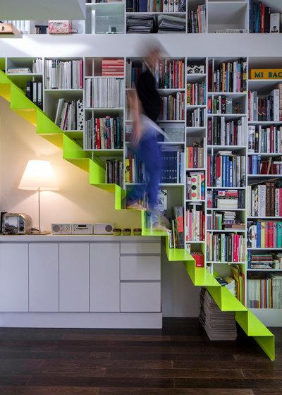 Contemporáneo Escalera by Charlotte LARDEYRET architecte DPLG