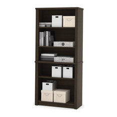 Embassy Modular Bookcase Dark Chocolate