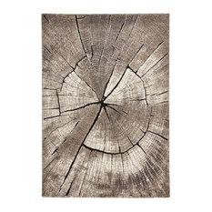 Woodland 2086 Rug, Beige, 120x170 cm