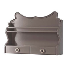 Plate Rack With 2 Drawers