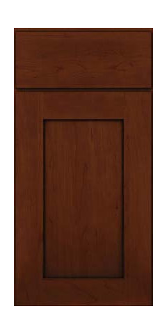 Question Regarding Cabinet Finish Stained Cabinets