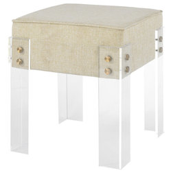 Contemporary Footstools And Ottomans by GwG Outlet