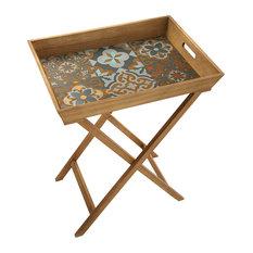 Alfama Folding Tray Table