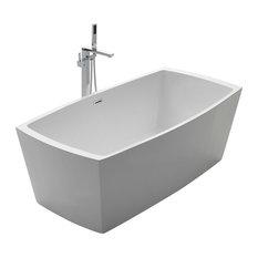 Milan Acrylic Bathtub