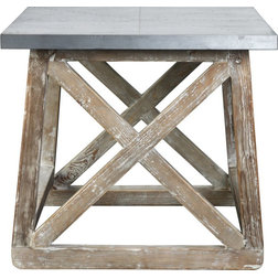 Farmhouse Side Tables And End Tables by Boraam Industries, Inc.