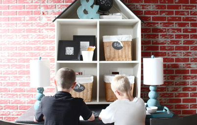 How to Create a Homework Area Your Children Will Really Use