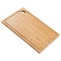 """KRAUS Workstation Kitchen Sink Solid Bamboo Cutting Board, 10.75"""""""
