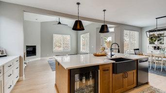 Eagleview Kitchen Remodel