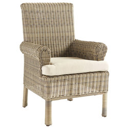 Beach Style Outdoor Dining Chairs by South Sea Outdoor Living