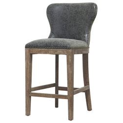 Transitional Bar Stools And Counter Stools by New Pacific Direct Inc.