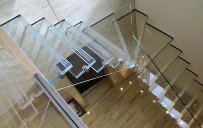 Inspiration: The Floating Staircase