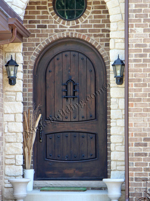 Round Top Doors   Products
