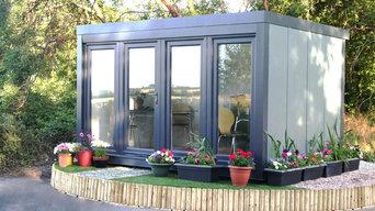 QCB pro garden office