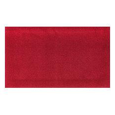 PUR Door Mat, Red, 120x70 cm