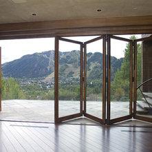Contemporary Windows And Doors by Grabill Windows \u0026 Doors & Movable Doors - an Ideabook by FrPhilemon Patitsas