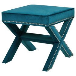 Contemporary Vanity Stools And Benches by New Pacific Direct Inc.