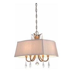 Minka Aire   Minka Lavery 379 594 4 Light Full Sized Pendant   Pendant  Lighting