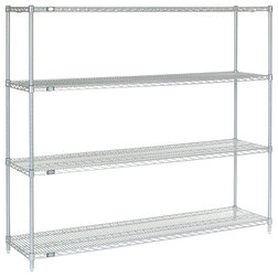 Traditional Utility Shelves by Nexel Industries Inc