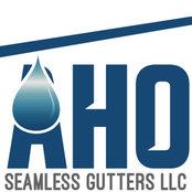 AHO SEAMLESS GUTTERS LLC.'s photo