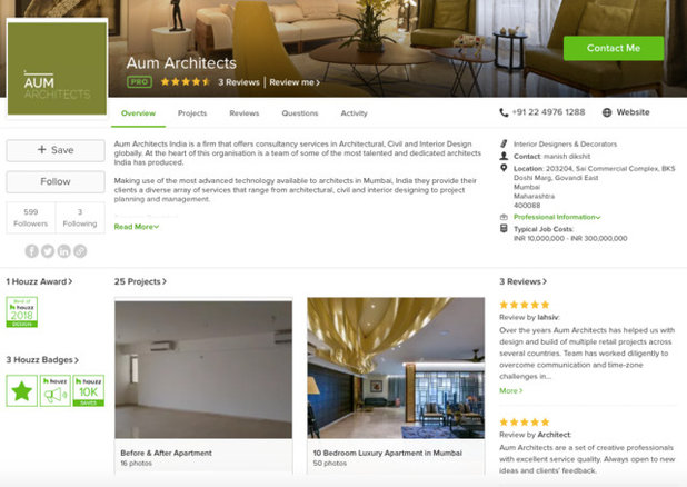 20 Design-Rich Profiles on Houzz You Will Love Revisiting