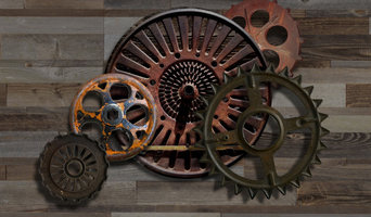 Industrial Gear Wall Installations
