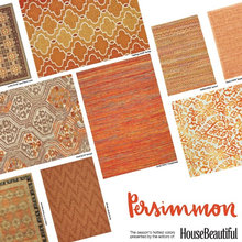 Persimmon / House Beautiful Color Trend