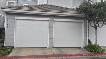 Contemporary Metal Garage Doors