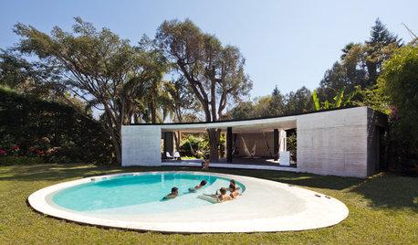 Arquitectura para relajarse al sur de Ciudad de México