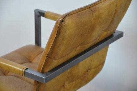 b ffelleder st hle industrial design. Black Bedroom Furniture Sets. Home Design Ideas