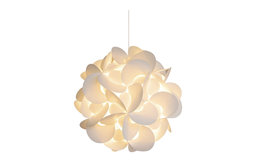 Rounds Hanging Pendant Lamp, Medium