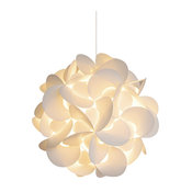 Rounds Hanging Pendant Lamp, Medium