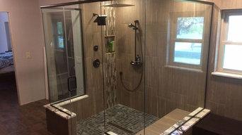 Fort Myers Modern Bath Remodel