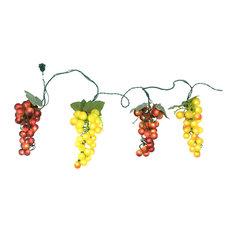 Grape Patio/Garden Novelty Light Set