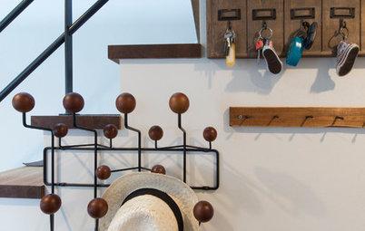 見せる、掛ける、楽しむ収納。壁掛けフック選びと並べ方のヒント