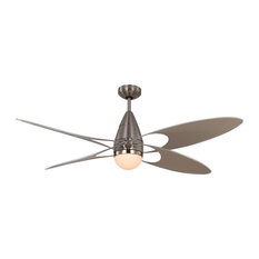 "Monte Carlo Butterfly 4 Bladed 54"" Indoor/Outdoor Ceiling Fan"