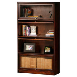 Tropical Bookcases by Eagle Furniture