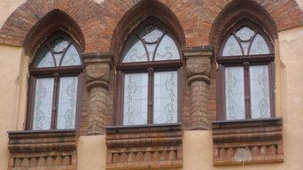 """Арочные окна от """"М-Стиль"""". Страницы каталога. Продукция нашего производства."""