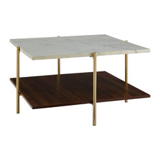 Most Popular MarbleTop Coffee Tables For Houzz - All marble coffee table