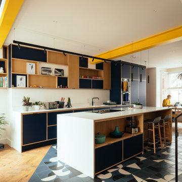 House Conversion, Brighton