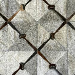 Canuelas cowhide rug - Area Rugs